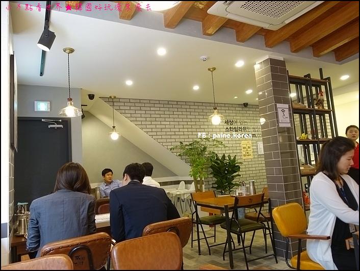 明洞看上的男子安東燉雞 (14).JPG