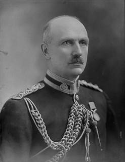 Colonel Robert Logan, C.B., A.D.C., Administrator of Samoa