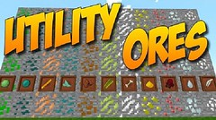 Utility Ores Mod (KimNanNan) Tags: game video 3d games online minecraft