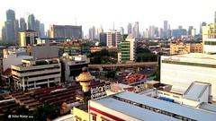Blok.M City Bus Terminal, South Jakarta (20160704_172251) (MYW_2507) Tags: skyline cityscape skyscrapers jakarta highrises blokm kebayoranbaru