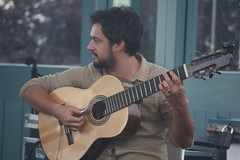 Panorama do Choro (2016) 10 (KM's Live Music shots) Tags: worldmusic brazil choro panoramadochoro violodesetecordas guitar festivalofbrasil hornimanmuseum