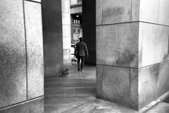 Milano (Valt3r Rav3ra - DEVOted!) Tags: people urban blackandwhite bw film 35mm monocromo lomo lca lomography milano streetphotography lomolca persone biancoenero analogico urbanvisions sovietcamera visioniurbane valt3r valterravera rolleiretr100