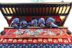 Decoration (Teruhide Tomori) Tags: summer festival japan kyoto event   tradition  float japon gionmatsuri