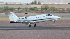 Gates Learjet 55 N928AL (ChrisK48) Tags: emergencyairlift godhonorcountry 1982 aircraft airplane dvt gateslearjet55 kdvt lear n928al phoenixaz phoenixdeervalleyairport