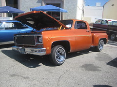 1973 Chevy. (goldiesguy) Tags: goldiesguy automobile auto automobiles cars car classic classics carshow old outdoors vehicle gm chevrolet truck