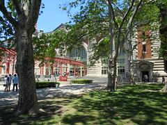 Ellis Island (konde) Tags: building architecture ellisisland newyork