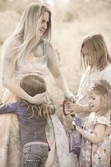 American Mother (Thomas Hawk) Tags: festivalofcolors festivalofcolors2012 hindu holi jarviewalk jarviewalk2012 katihenshall sanfrancisco spanishfork usa unitedstates unitedstatesofamerica utah fav10 fav25