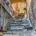 A Stairway,  Varenna