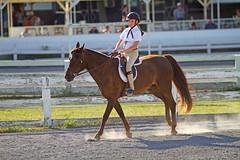 IMG_2575 (SJH Foto) Tags: horse show hunter jumper class girls teenage teen riders action shot tweens