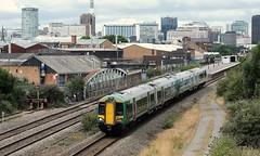 London Midland 172, Bordesley (jimscott2) Tags: birmingham 172 londonmidland bordesley