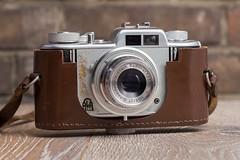 Akarelle (1953-1957) (Arne Kuilman) Tags: akarelle akarette camera 1953 german germany radionar schneiderkreuznach hoes apparateundkamerabaugmbh aka 50mmf35