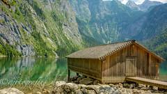 Bootshaus am Knigssee (afotografie.de) Tags: nikon knigssee bayern deutschland natur bootshaus berchtesgarden alpen wasser see landschaft sommer grnes bergsee obersee