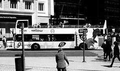 (mgkm photography) Tags: travel urban blackandwhite bw blancoynegro tourism portugal monochrome calle europe lisboa lisbon transport streetphotography gimp rua pretoebranco blackandwhitephotography rossio streetshot urbanphotography travelphotography lisboetas fotografiaurbana lisboanarua nikonphotography opensourcephotography ilustrarportugal d7000 europeanphotography bnwportugal bnweurope