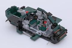 Daimler Ferret Scout Car (bricktrix) Tags: toys lego daimlerferret legomilitary ferretscoutcar ferretarmouredcar
