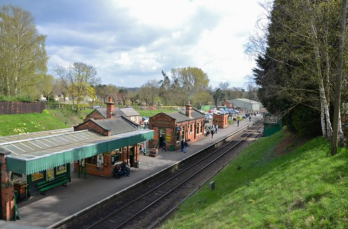 Rothley Station, GCR, Leicetershire