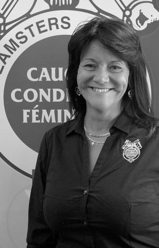 Sylvie Duval - Secrétaire-trésorière / Secretary-Treasurer