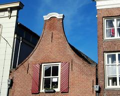 Clock Facade (fotophotow) Tags: netherlands nederland shertogenbosch noordbrabant northbrabant