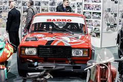 Lada 2107 rally (Luky Rych) Tags: 50mm rally lada 2107 worldcars drotar banoci