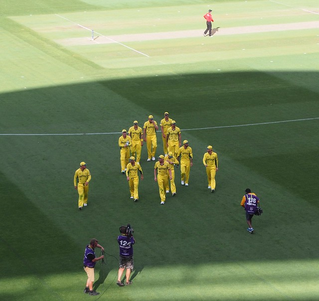 ICC WORLD CUP quarter-final: Australia v Pakistan (5)