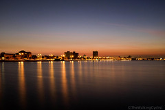 Dawn (TheWalkingCyclist) Tags: longexposure morning light smiling happy dawn australia melbourne stkilda