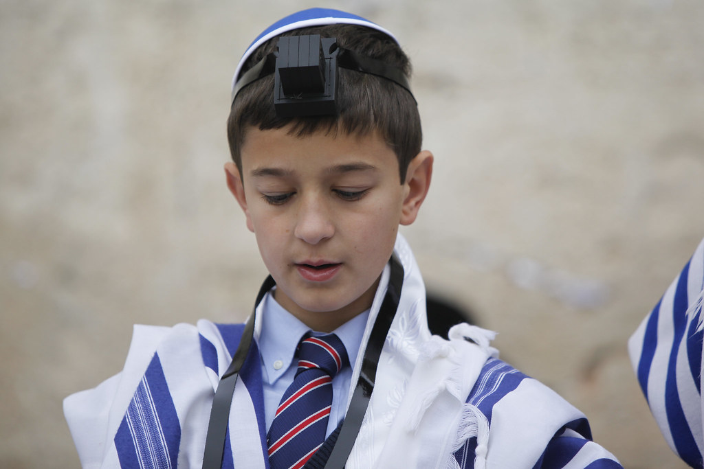 Jüdisch Matchmacherei mitzvah
