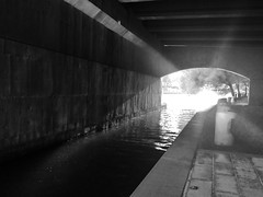 A light, at the end of a tunnel (Bruno Abreu) Tags: