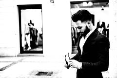 Mauro (TheOutcast87) Tags: portrait man fashion book nikon uomo mm ritratto f28 d800 240700 240700mm