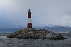 Les Eclaireurs Lighthouse, Beagle Channel (Baptiste L) Tags: patagonia lighthouse tierradelfuego ushuaia beaglechannel leseclaireurs