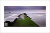 the green to no where (Emmanuel DEPARIS) Tags: mer france green de nikon boulogne vert du le sur cote pas plage emmanuel calais manche nord portel dopale deparis d810