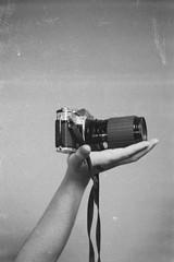 (Antonio Chicaia) Tags: self 35mm canon ii 400 hp5 elan developed ilford ilfosol