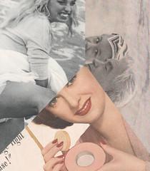 all smiles (kurberry) Tags: collage cutpaste vintagecollage vintageephemera