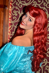 Ariel (EverythingDisney) Tags: ariel princess disneyland disney dlr thelittlemermaid royalhall princessariel