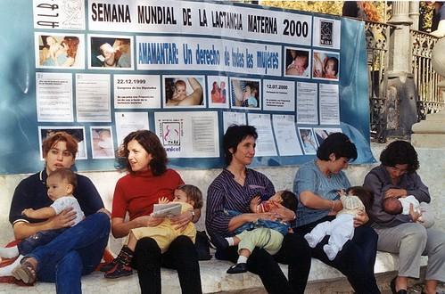 Semana Mundial de la Lactancia Materna2000
