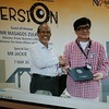 Super star JACKIE CHAN as d new anti-drug Ambassador n Aversion Game Launch. #Aversion2015  #anti-drug
