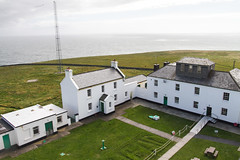 View from Loop Head Lighthouse (Strangelove 1981) Tags: loophead lighthouse clare coclare countyclare ireland banner county irish nature wildatlanticway tourist travel scenic scenery