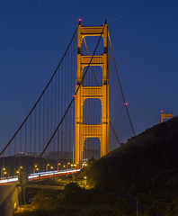 North Tower Golden Gate (Richard Thelen) Tags: sanfrancisco sf digital canon6d goldengatebridge goldengate trip usa travel notanudebeach nohdr