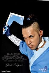 Cosplay Sokka (Joo Vitor Kayron) Tags: joo vitor kayron cosplay avatar lenda de aang anime desenho agua azul cosplayer adoro tribo da bravo marrento olhos azuis corajoso personagem foto fotografia evento amor