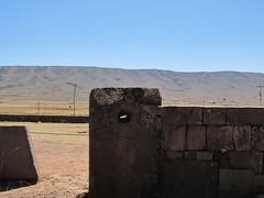 """Tiwanaku: un mégaphone, d'après les archéologues. Mister J n'y croit pas ;) <a style=""""margin-left:10px; font-size:0.8em;"""" href=""""http://www.flickr.com/photos/127723101@N04/28090979343/"""" target=""""_blank"""">@flickr</a>"""