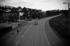 DSCF3386 (roythaniago) Tags: street streetphotography socialdocumentary blackandwhite bw road