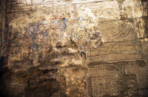 """Ägypten 1999 (247) Tempel von Luxor: Römische Fresken • <a style=""""font-size:0.8em;"""" href=""""http://www.flickr.com/photos/69570948@N04/28154693202/"""" target=""""_blank"""">View on Flickr</a>"""