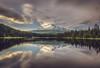 Trillium Lake, Oregon (shalabh_sharma7) Tags: trilliumlake lake oregon mounthoodnationalforest mounthood mountain water sunset national nationalforest reflection trees clouds bravo