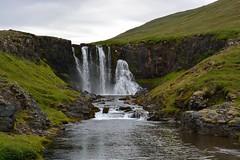 Waterfalls in Hakadalur (Martin Ystenes - on Iceland) Tags: u iceland sland vesturland breidafjordur