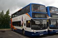 V383 EWE (markkirk85) Tags: travel wright newark bus buses dennis trident alexander alx400 stagecoach east midlands new grimsby cleethorpes 91999 383 v383 ewe v383ewe 17683 lincolnshire