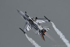 F-16 Fighting Falcon (Bri_J) Tags: uk nikon fighter aircraft jet gloucestershire f16 riat afterburner raffairford fightingfalcon reheat belgianaircomponent d7200 riat2016 royalinternationalairtattooairshow