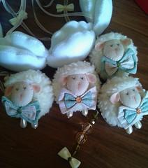 6 (Eliza de Castro) Tags: móbile de berço mobile decoração bebe quarto ideia tendência elo7 ovelha ovelhinha ovelhina menino boy baby its