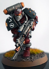 Word Bearers Imperial Spacemarine (c_m_miniz) Tags: warhammer40k gamesworkshop wh40k spacemarine wordbearers