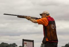 Scoop (jasonpeachey901) Tags: shooting skeet shotgun sports outside gun clay clays claypigeon claypigeonshooting man manly orange colour vibrant scoop 66 shillington sportphotography