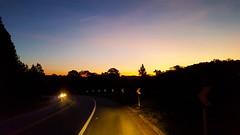 Por do sol (LuanderFB) Tags: sunset entardecer natureza galaxys6