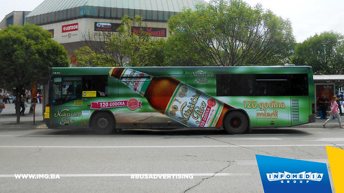Info Media Group - Nikšićko pivo, BUS Outdoor Advertising, Banja Luka 07-2016 (1)