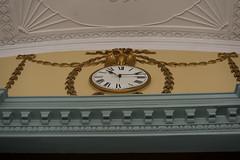 IMGP1516 (Povl) Tags: boston massachusettsstatehouse massachusettssenatereceptionroom clock turkeyeagle eagleturkey